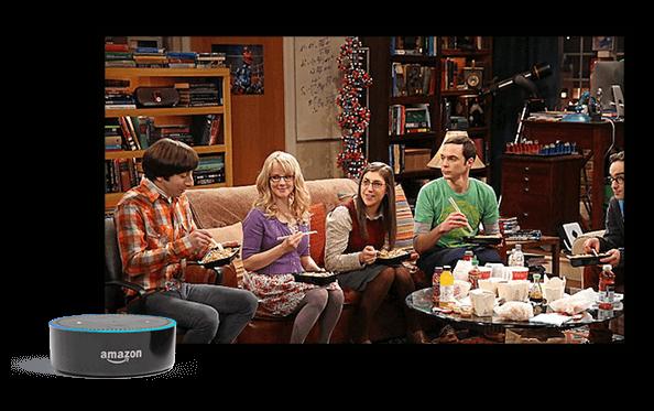 DISH Hands Free TV - Control Your TV with Amazon Alexa - Green Valley Lake, CA - Gene International - DISH Authorized Retailer
