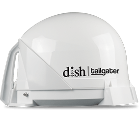The Tailgater - Outdoor TV - Green Valley Lake, CA - Gene International - DISH Authorized Retailer