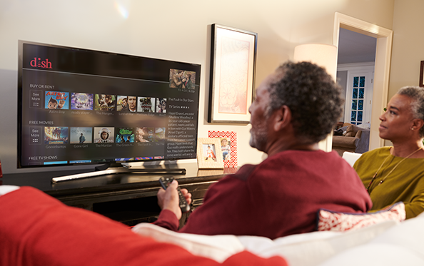 Customers 55+ Receive their first On Demand Movie Rental FREE Each Month from Gene International in Green Valley Lake, CA