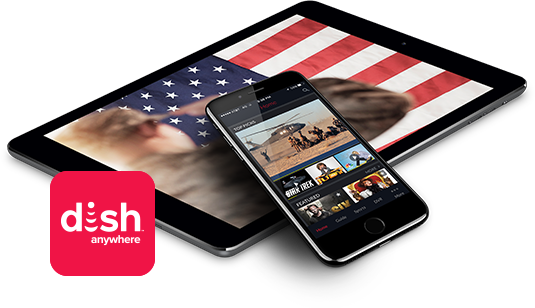 DISH Anywhere from Gene International in Green Valley Lake, CA - A DISH Authorized Retailer